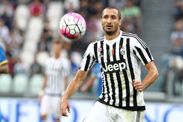 Giorgio Chiellini (Gazetta World)