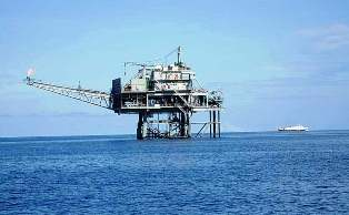 Ilustrasi kilang minyak (migas.esdm.go.id)