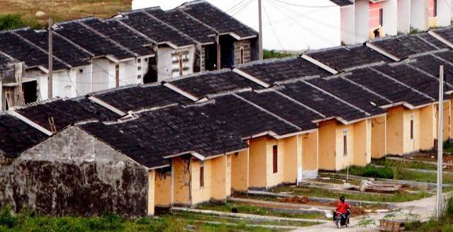 Ilustrasi rumah bersubsidi. (Nurul Hidayat/JIBI/Bisnis)