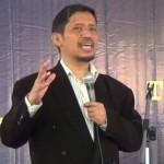 Sony Sugema pendiri bimbingan belajar SSC (Twitter.com/Islampos.com)
