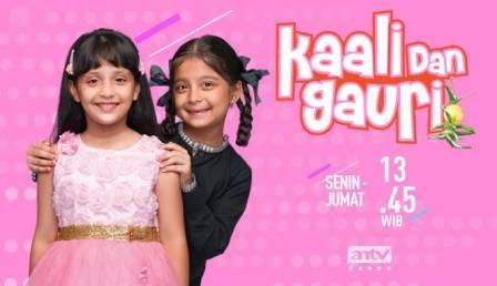 Kaali dan Gauri Antv (Istimewa)