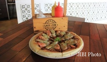 Meat Lover Pizza (Shoqib Angriawan/JIBI/Solopos).JPG