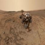 NASA Temukan Figur Misterius di Planet Mars