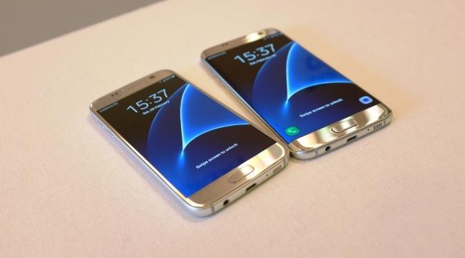 Samsung Galaxy S7 dan Galaxy S7 Edge (Liputan6.com)