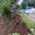 BENCANA SRAGEN : Tanggul Bengawan Solo Ambrol, 3.000 Rumah Terancam Banjir