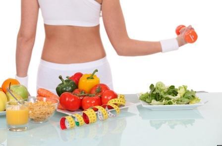 Ilustrasi gaya hidup sehat (Thinglink.com)