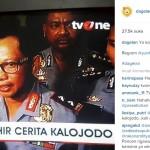 "Typo ""Akhir Cerita Kalojodo."" (Istimewa/Instagram)"