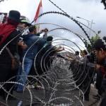 NASIB TENAGA HONORER : Demo di Istana, Tenaga Honorer K2 Gagal Temui Presiden