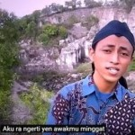 VIDEO UNIK YOUTUBE : Kocak! Lagu Flashlight Versi Bahasa Jawa Ini Keren