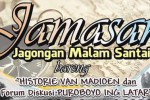 KOMUNITAS MADIUN : Diskusikan Sejarah Madiun, HVM dan PIL Gelar Jamasan