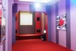 Ruang audio visual di Kantor Perpustakaan Umum dan Arsip Daerah Kota Madiun, Kamis (11/2/2016). (Abdul Jalil/JIBI/Madiunpos.com)