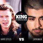 Zayn Malik Akui Tak Pernah Ngobrol dengan Harry Styles