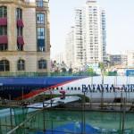 KISAH UNIK : Sampai di Tiongkok, Batavia Air Jadi Restoran