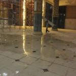 MASJID RAYA KLATEN : Bangunan Masjid Al Aqsha Bocor