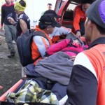 PENDAKIAN GUNUNG LAWU : BPBD Karanganyar Evakuasi Pendaki Asal Kuningan dari Gunung Lawu, Ini Alasannya