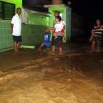 BANJIR SRAGEN : Luapan Sungai Dedegan Genangi 20 Rumah, Ini Kondisinya