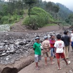 LONGSOR BOYOLALI : Longsor Susulan Terjadi di Gunung Nganten