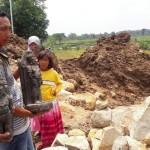 BENDA BERSEJARAH BOYOLALI : Arca dan Struktur Bata Kuno Ditemukan di Giriroto