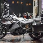 MODIFIKASI MOTOR : Keren, Harley Davidson Disulap Jadi Trail Siluman
