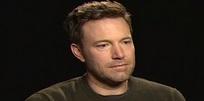 Ekspresi sedih Ben Affleck saat wawancara. (Istimewa/Youtube)
