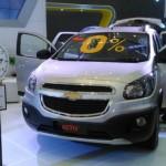 MOBIL CHEVROLET: Chevrolet Indonesia Siapkan MPV Spin Jilid 2?