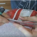 TIPS LIFEHACK : Cara Praktis Lekatkan Plastik dengan Penggaris dan Api