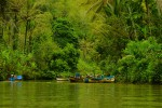 Sungai Maron di Desa Dersono,Kecamatan Pringkuku, Pacitan, Jawa Timur. (Holy Kartika NS./JIBI/Harian Jogja)