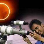 GERHANA MATAHARI TOTAL : NASA Gunakan Teknologi Canggih Amati GMT