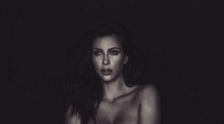 Kim Kardashian (Instagram)