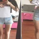 TREN UNIK : Mengukur Pinggang dengan Kertas Jadi Viral