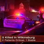 PENEMBAKAN AS : Penembakan Brutal saat Pesta Kebun, 5 Orang Tewas