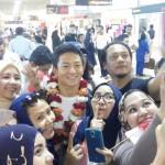 FORMULA ONE 2016 : Mendarat di Bahrain, Rio Haryanto Disambut WNI