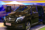 Mercedes New V-Class (Antarafoto)