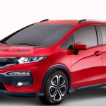 MOBIL BARU HONDA : Crossover Terbaru Honda Mengaspal November Mendatang