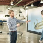 Surface Hub (Engadget)