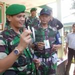NARKOBA KARANGANYAR : Anggota TNI dan Pejabat Pemkab Karanganyar Ramai-Ramai Tes Urine