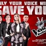 The Voice Indonesia RCTI : Malam Ini, The Voice Indonesia Digusur EURO 2016