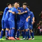 PIALA EROPA 2016 : Inilah Skuat Resmi Italia