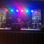 PESTA RAKYAT SLEMAN : Aksi Band Indie Semarakkan Malam Pesta Rakyat