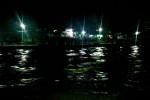 Air mendekati mulut tanggul di Bintaran.(JIBI/Harian Jogja/dok.Warga Bintaran-Momon Khairussalam)