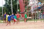 Latihan voli pantai Gunungkidul (David Kurniawan/JIBI/Harian Jogja)
