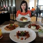 Menu masakan kepiting dari Hotel Best Western (JIBI/Solopos)