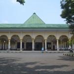 Masjid Baiturrahman Sukoharjo. (Bony Eko Wicaksono/JIBI/Solopos)