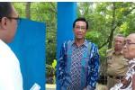 Gubernur DIY, Sri Sultan Hamengkubuwono X saat acara Peresmiaan Pemanfaatan Sarana Air Minum Program Pamsimas II se Kabupaten Bantul, di Dusun Kersan, Triwidadi, Pajangan, Bantul, Senin (21/3/2016). (Yudho Priambodo/JIBI/Harian Jogja)