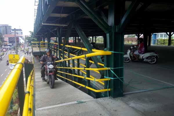 Parkir Abu Bakar Ali (ABA) dibuka (Gilang Jiwana/JIBI/Harian Jogja)