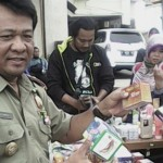 OBAT ILEGAL :  BBPOM Semarang Musnahkan Obat dan Kosmetik Ilegal Rp2,15 M