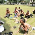 RAZIA ANAK JALANAN : Belasan Anak Jalanan dan Anak Punk Digaruk Polisi