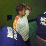 RAZIA SEMARANG : Berkaraoke di Bandungan Pakai Kaus Polisi, Pria Ini Disuruh Copot Baju…