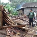 ANGIN KENCANG BOYOLALI : Puting Beliung Menerjang, Puluhan Rumah Rusak, Dua Roboh