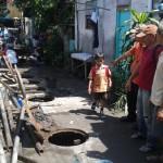 FASILITAS UMUM : Warga Sangkrah Normalisasi Septic Tank Komunal